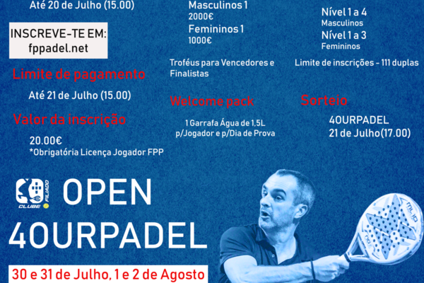 open_4ourpadel_completo